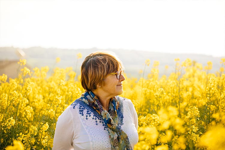 importance mode de vie sain à la ménopause