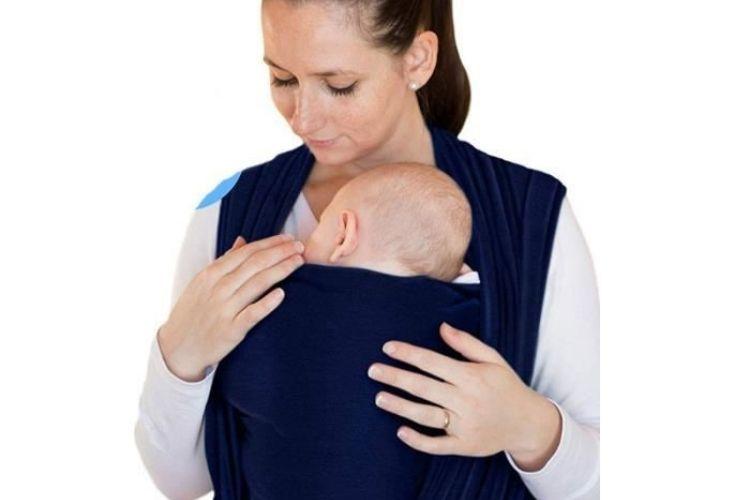 porter son bébé :  les avantages